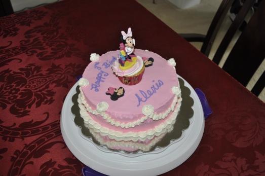 Minnie Cake 2