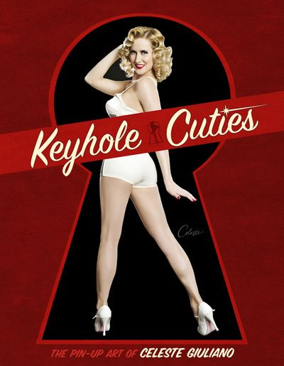 Celeste's first book--Keyhole Cuties