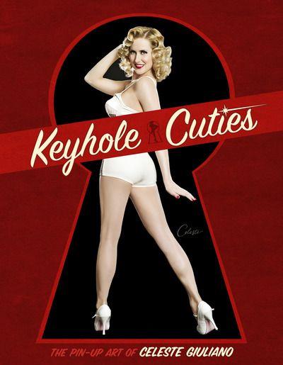 Celeste's first book--Keyhole Cuties